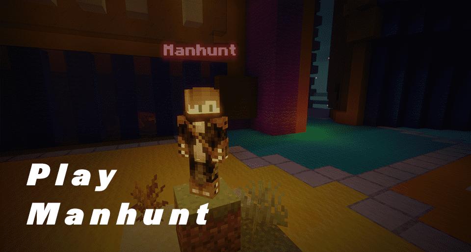 Manhunt Minecraft Server Lobby