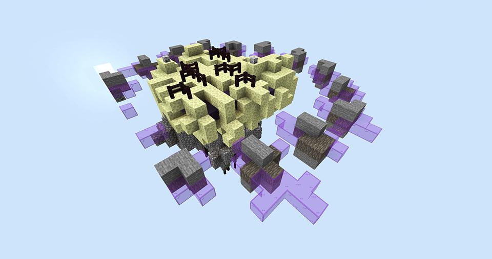SkyBlock End Island