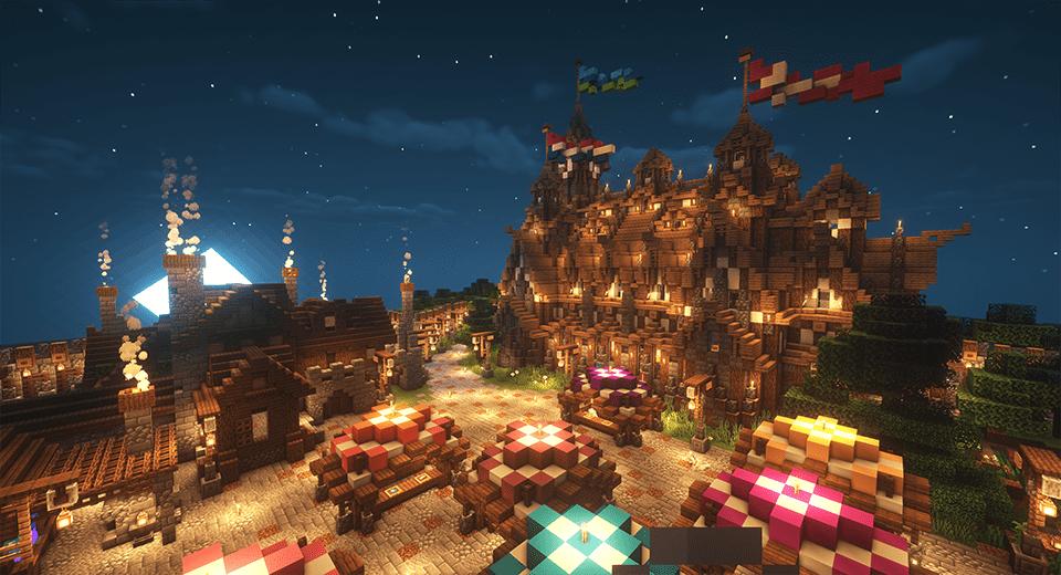 Minecraft shop marketplace