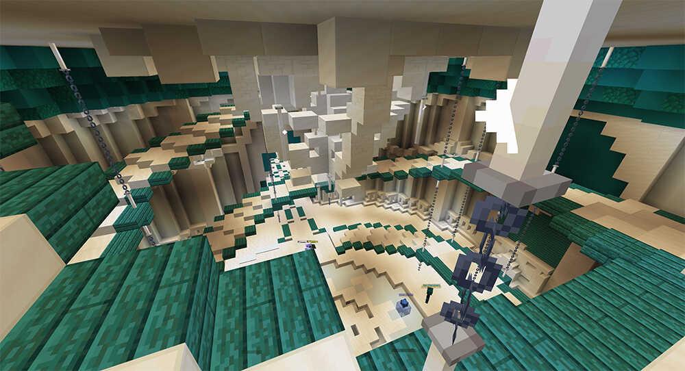 OneBlock Advanced Minecraft Island
