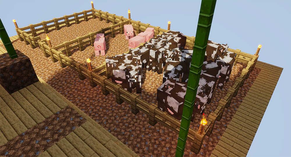 OneBlock: Island Farm