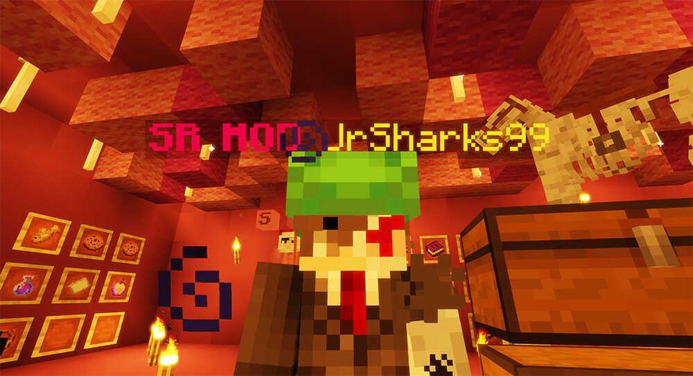 Survival Base in Minecraft