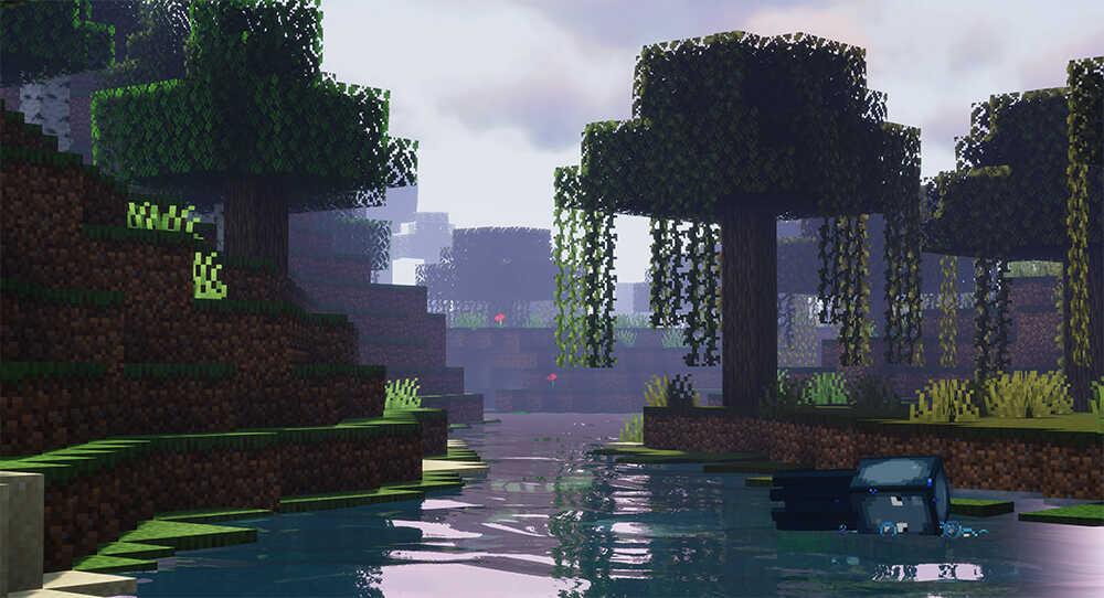 Minecraft Manhunt Trail