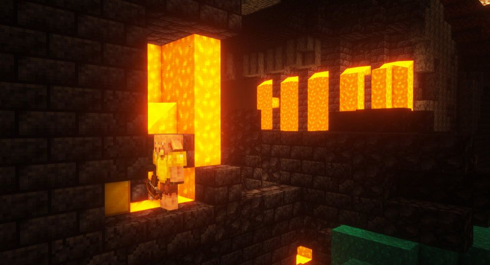 Creative Nether Fortress