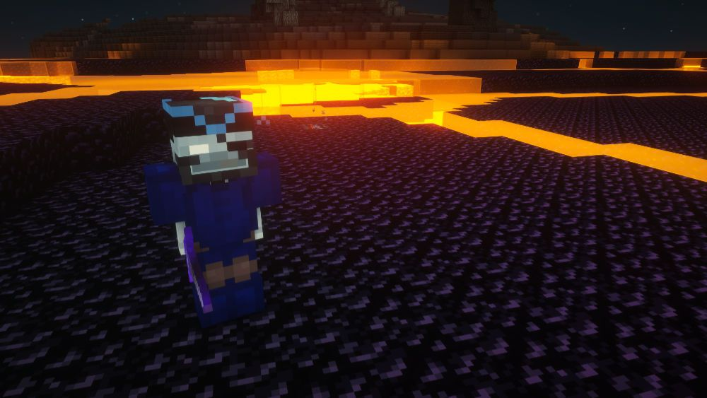 Minecraft OneBlock Boss