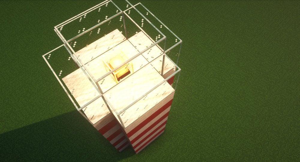Minecraft Creative Lighthouse Build