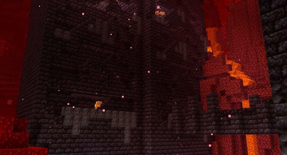 Minecraft Bastion Monument
