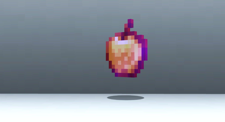 Minecraft Golden Apple Item