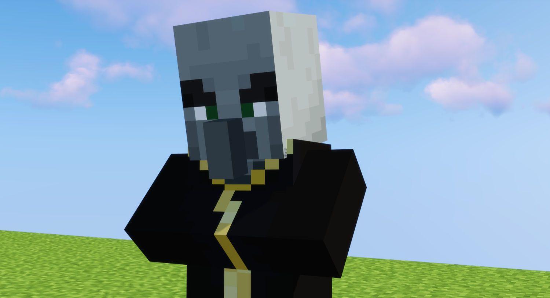 Minecraft Servers - OneBlock - Evokers